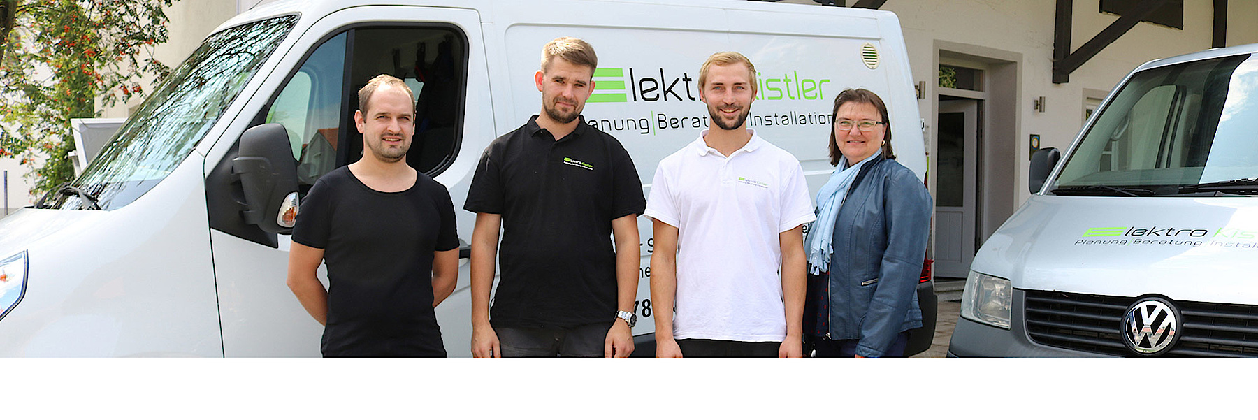 Elektroinstallation Kistler Team